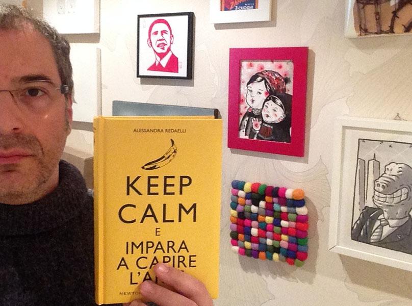 Keep Calm e impara a capire l'arte