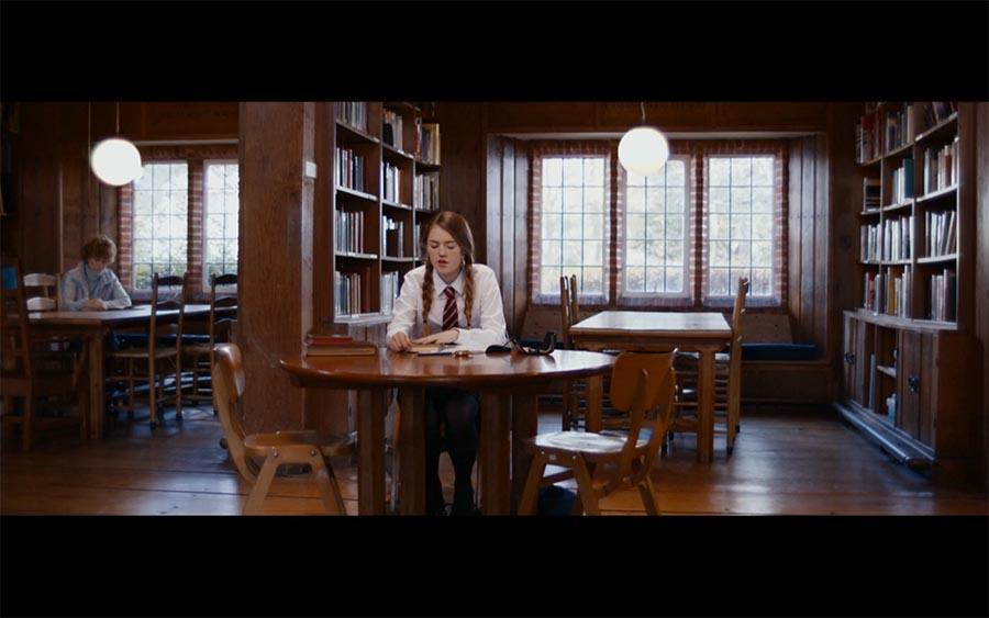 <em>The Library</em>, un corto che emoziona <br />e fa innamorare delle biblioteche