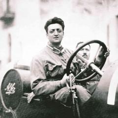 Enzo Ferrari, il ragazzino rampante