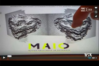 Il Maio di Cassina, Museo dell'arte rubata, attira l'attenzione in Italia