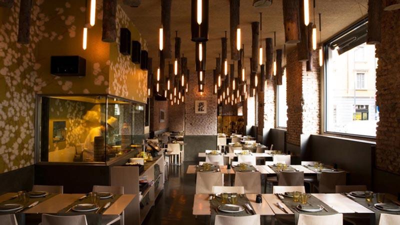I 50 migliori ristoranti etnici all 39 ombra della madonnina for Ristoranti di design