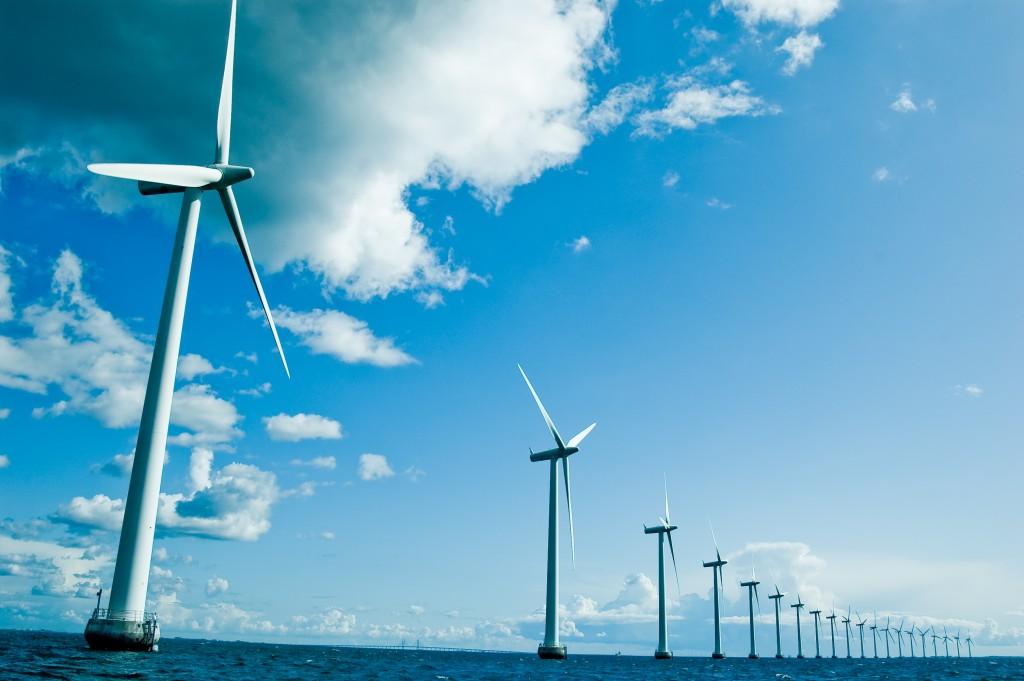 Danimarca, da due anni <br />record mondiale <br />per energia prodotta dal vento
