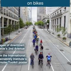 A proposito di mobilità sostenibile: immagina, anzi no. Guarda qua…