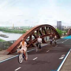 Futuro ciclabile: inaugurata la prima autostrada per biciclette del mondo