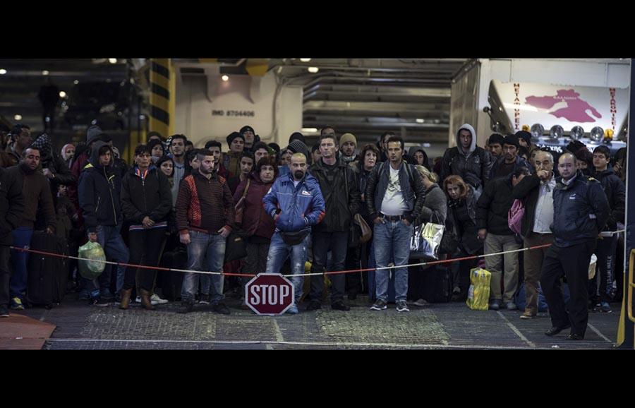 La crisi dei rifugiati: <br />un piano Marshall europeo <br />per accogliere i profughi
