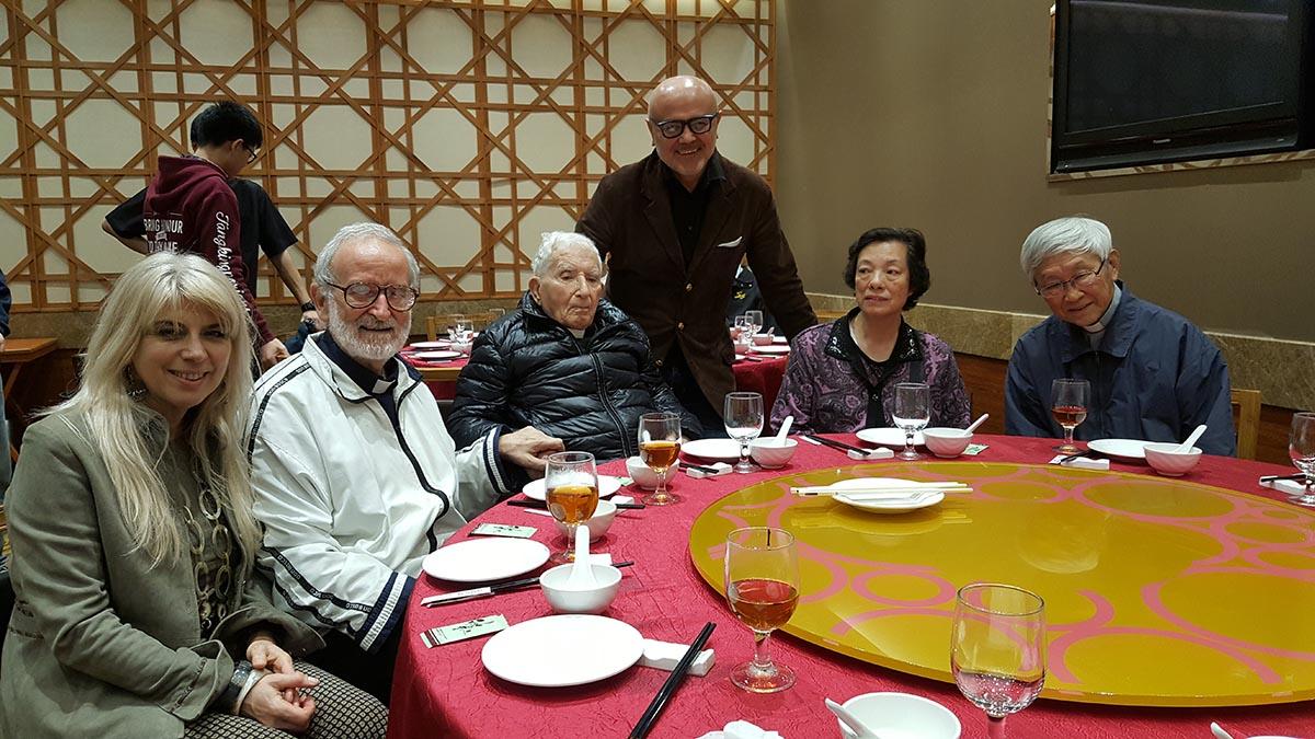 Padre Gaetano Nicosia, <br />l'angelo dei lebbrosi <br />dalla Sicilia alla Cina