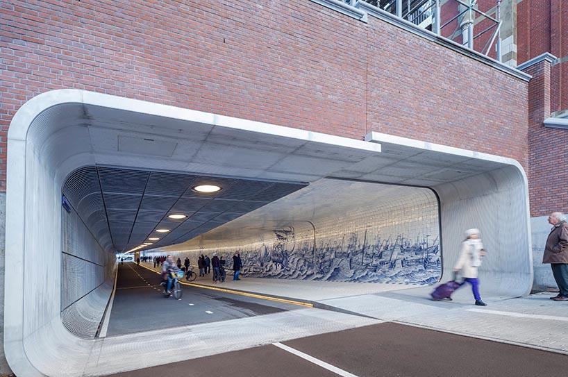 Amsterdam-sottopaggio