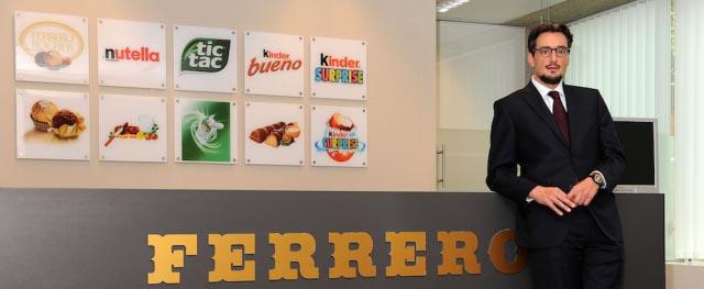 Ferrero & C.: le 50 aziende <br />che godono <br />della più alta reputazione <br />in Italia