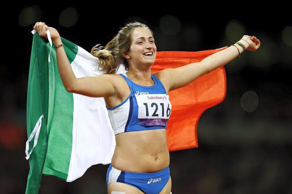 La vita della campionessa paralimpica <br />Martina Caironi diventa un film