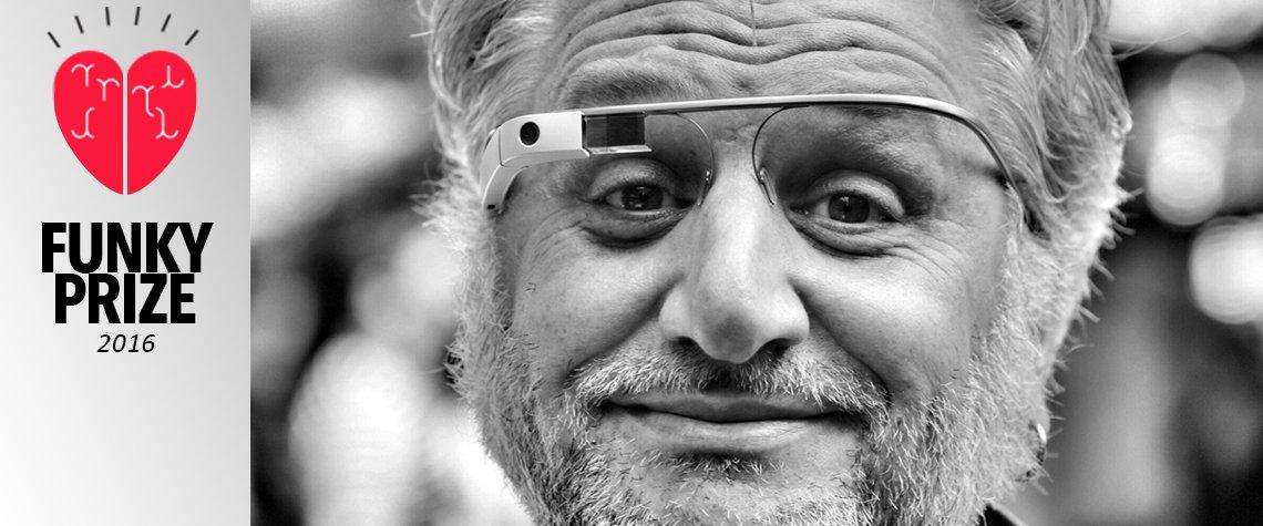 <em>Funky Prize 2016</em>, un premio <br />per ricordare <br />il profeta digitale Marco Zamperini
