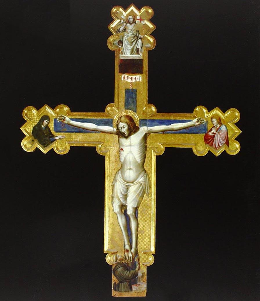 Un itinerario artistico e religioso <br />tra le croci dipinte delle Marche, <br />della Romagna, Umbria e Toscana