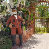 Nel giardino poetico di Paolo Concu, curato con le mani sapienti di maestro del colore e di umiltà
