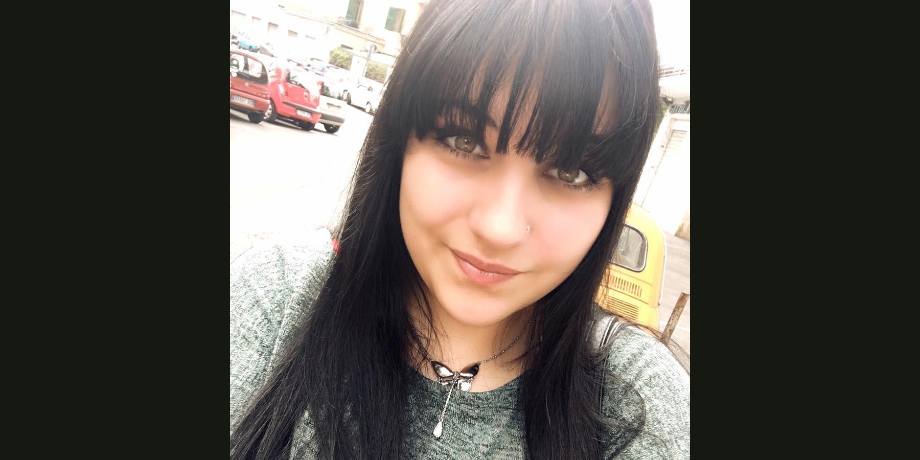 La paura e la speranza: <br />da Amatrice <br />la voce di Arianna