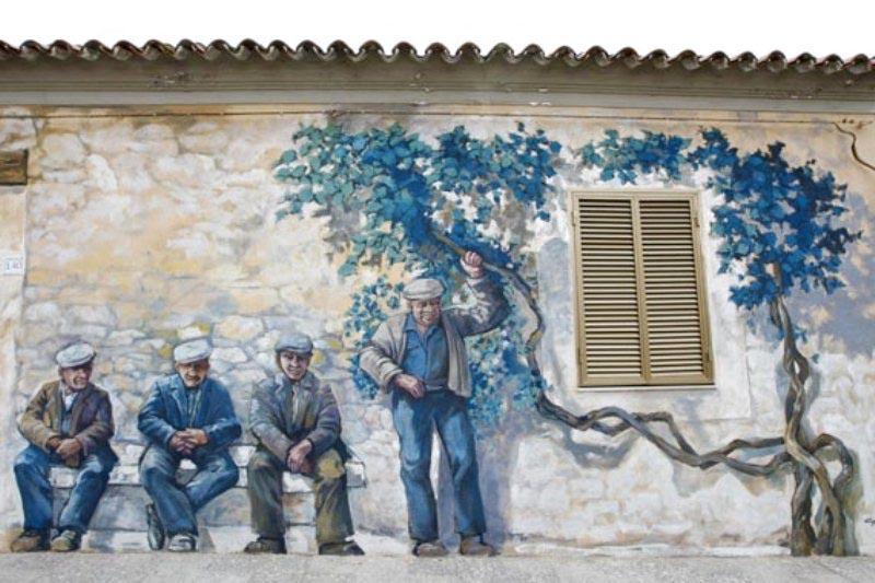 A Orroli, il borgo della Sardegna <br />che profuma di lunga, sana vita
