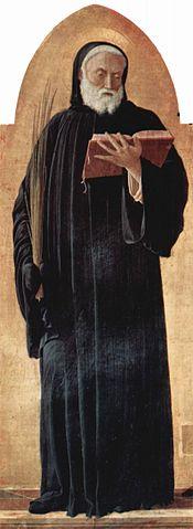 benedetto-da-norcia-andrea-mantegna