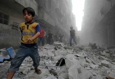 Venerdì, dalle 11 alle 11:10, fermiamoci per fermare le stragi infinite in Siria