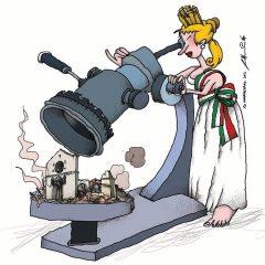 Tiriamo fuori tutti i talenti d'Italia e riscopriamo come bussola l'articolo 9 della Costituzione