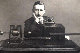 Guglielmo Marconi, genietto a Pontecchio nato con le antenne