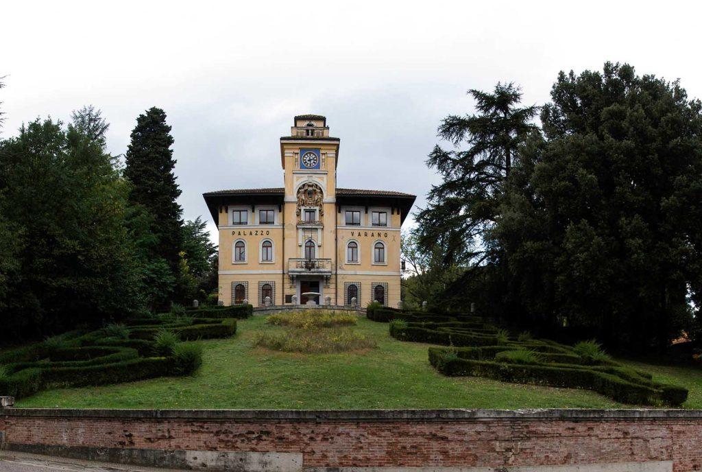 Palazzo-Varano-predappio-ferdinando-cimatti