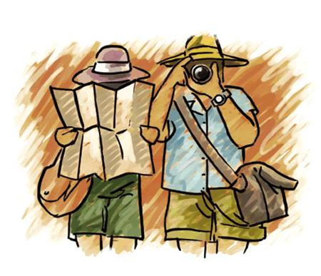 Per sopravvivere a Internet <br />le agenzie di viaggio <br />puntino sui turisti over 60