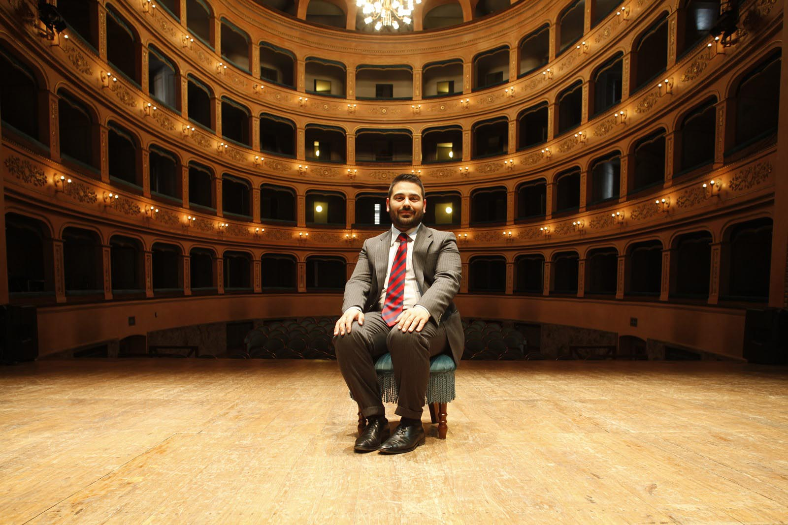 Nella provincia italiana <br />il tesoro della cultura