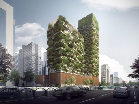 Stefano-Boeri-Architetti-Nanjing-Vertical-Forest-Cina