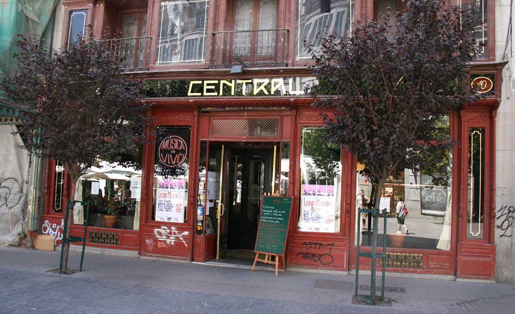 migliori-locali-ristoranti-madrid-Café_Central