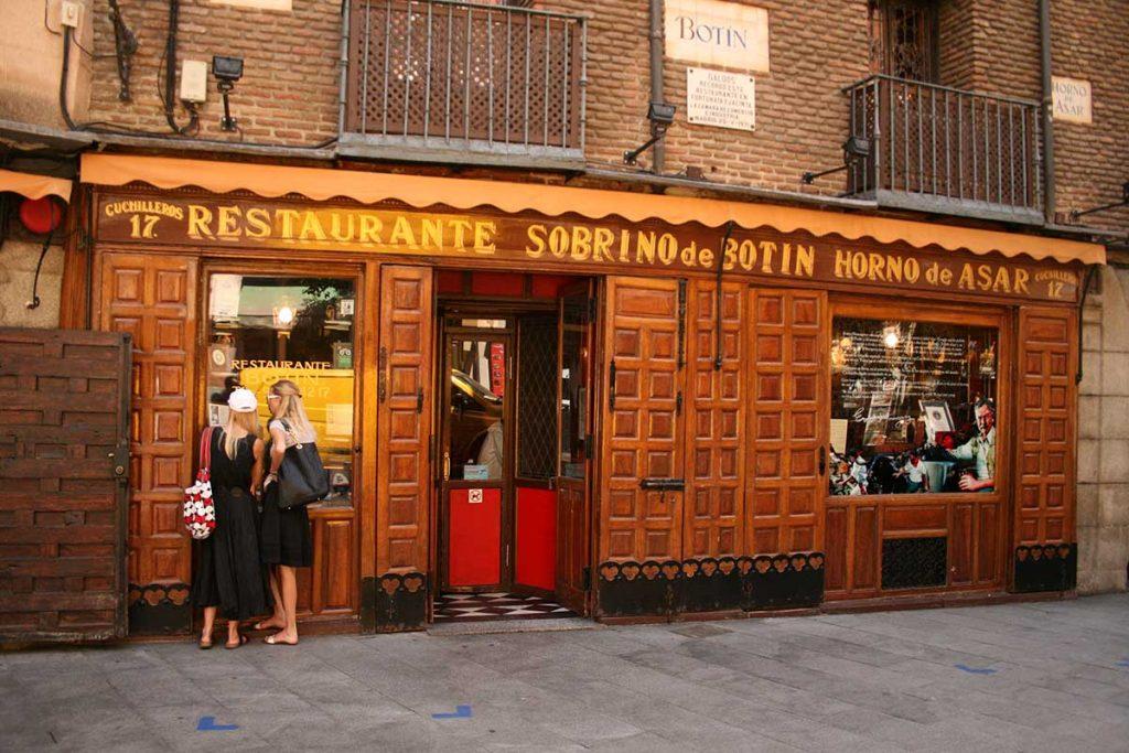 migliori-locali-ristoranti-madrid-sobrino-de-botin