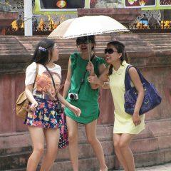 La classe media cresce in Oriente e sceglie di andare in vacanza online