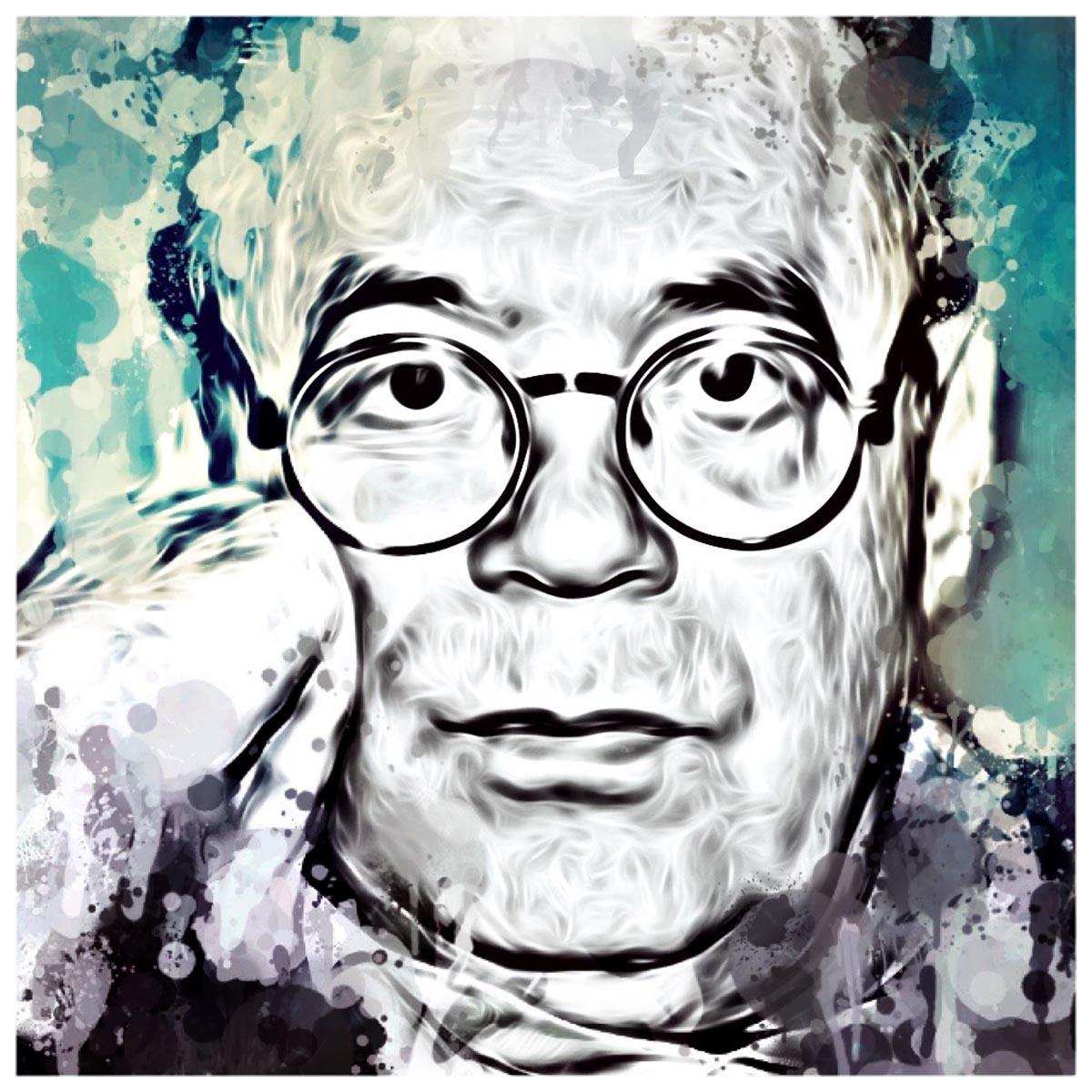E Gianni Boncompagni scelse <br />Arturo Benedetti Michelangeli, <br />il più grande pianista del mondo <br />tifoso di Enzo Ferrari e Topolino