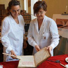 Libri antichi: un nuovo laboratorio per salvare la storia della Romagna