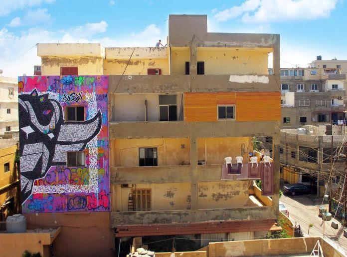 Beirut rinasce grazie all'arte <br />e a un imprenditore libanese. <br />Con un progetto di riqualificazione