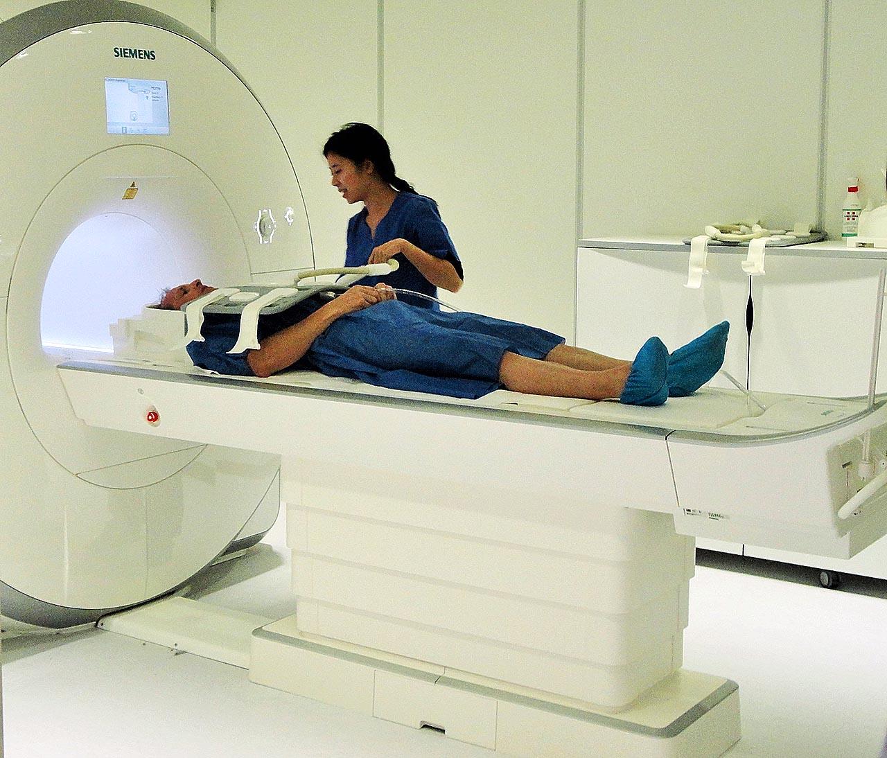 """È realtà la """"scatola magica"""" <br />che scova i piccoli tumori"""