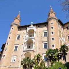 Riapre il torricino del Palazzo Ducale di Urbino. Bentornate, visite panoramiche