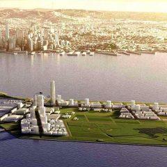 Treasure Island, nella baia di San Francisco, diventerà il più grande parco d'arte pubblica al mondo