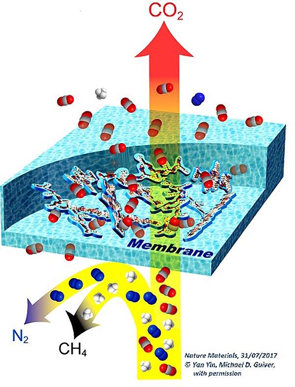 membrana-abbattere-gas-serra