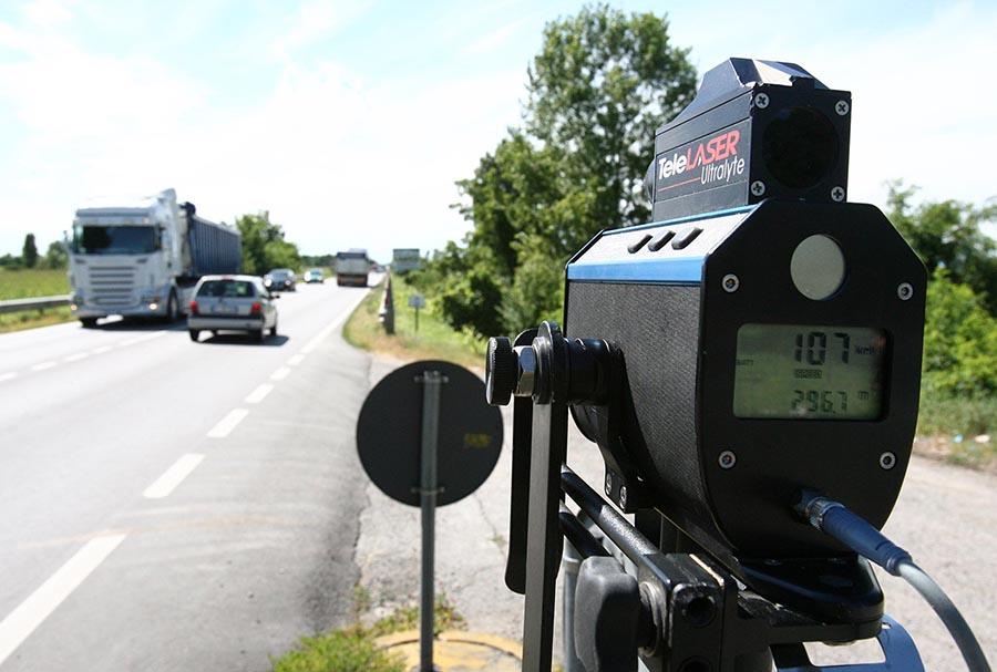 Multe stradali: stop <br />agli autovelox selvaggi