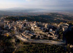 Montefalco, il borgo cult & colt che raccontai come modello ideale per la piccola Italia