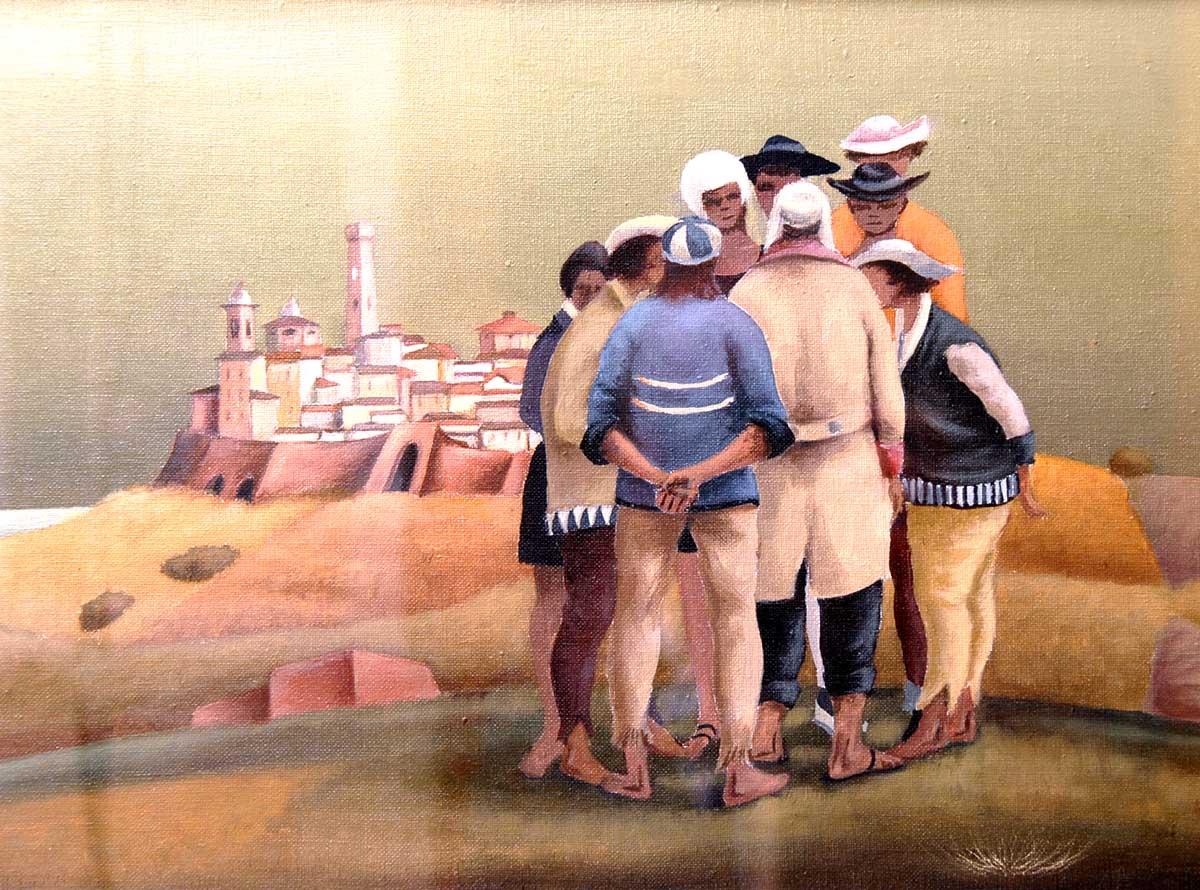 Caro Bregovic, ecco la storia <br />di Giulio Turci e di Ico: <br />amore e arte, bellezza e amicizia <br />tra le sponde dell'Adriatico