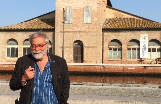 CerviAmbiente premia <br />Pio d'Emilia, coraggioso <br />giornalista della tragedia <br />nucleare di Fukushima
