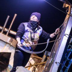 Cigdem, la marinaia venuta in Romagna dalla Turchia per amore
