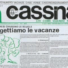 """Ridateci quei giornali locali poveri ma belli e soprattutto onesti come """"a Cassina"""""""