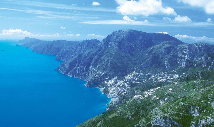 Amalfi e la sua costiera: <br />il paradiso comincia qui