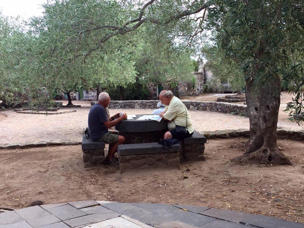 panchina-parco-sardegna