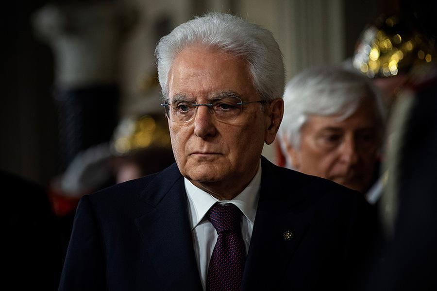 Caro presidente Mattarella, di lavoro <br />in Italia si continua a morire. <br />La Svezia ci insegna <br />come rendere il lavoro più sicuro