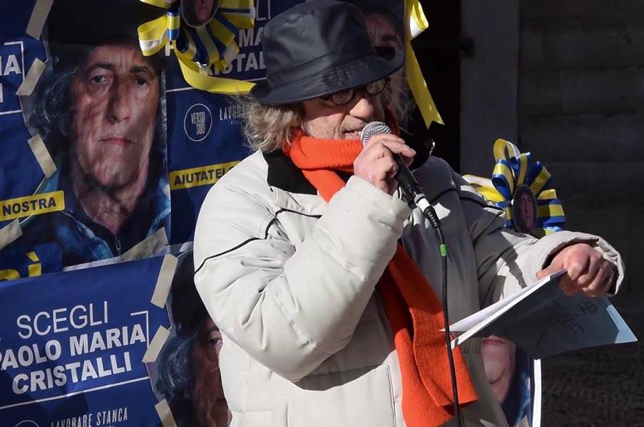 Puglia, Corato ha adottato <br />un poeta: i suoi versi <br />in cambio di ospitalità
