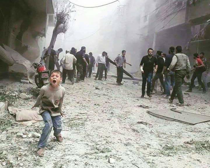 Venerdì, dalle 11 alle 11:10, <br />fermiamoci per fermare <br />le stragi infinite in Siria