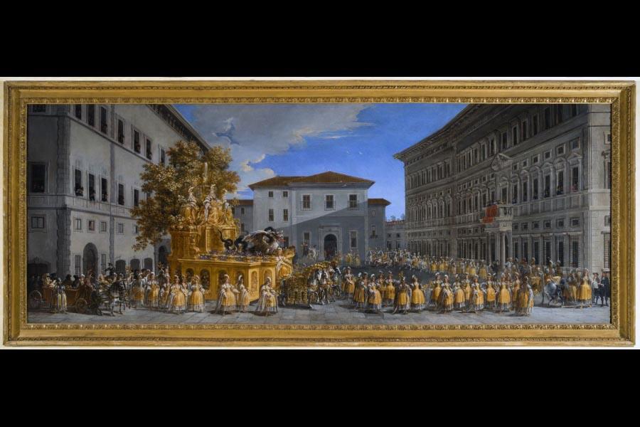 Un capolavoro salvato per l'Italia: <br />le Gallerie degli Uffizi <br />presentano un acquisto importante