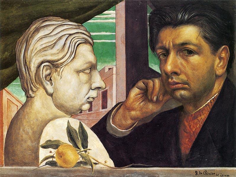 Salviamo cinquecento opere <br />di Giorgio De Chirico. <br />L'appello dell'Associazione <br />Amici di Giorgio De Chirico