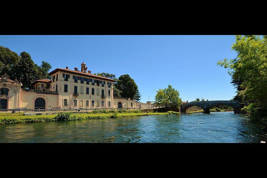 """E da Cassinetta di Lugagnano <br />si levò un urlo: <i>""""Terra! Terra!""""</i>"""